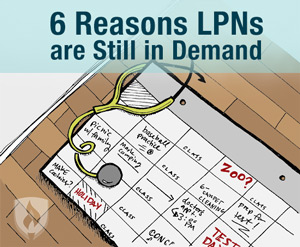 LPNs are still in demand