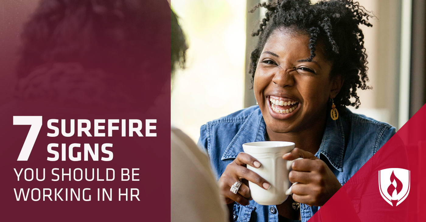 7 Surefire Signs You Should Be Working in HR | Rasmussen College
