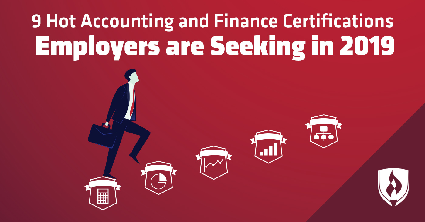 9 Hot Accounting And Finance Certifications Employers Are Seeking In