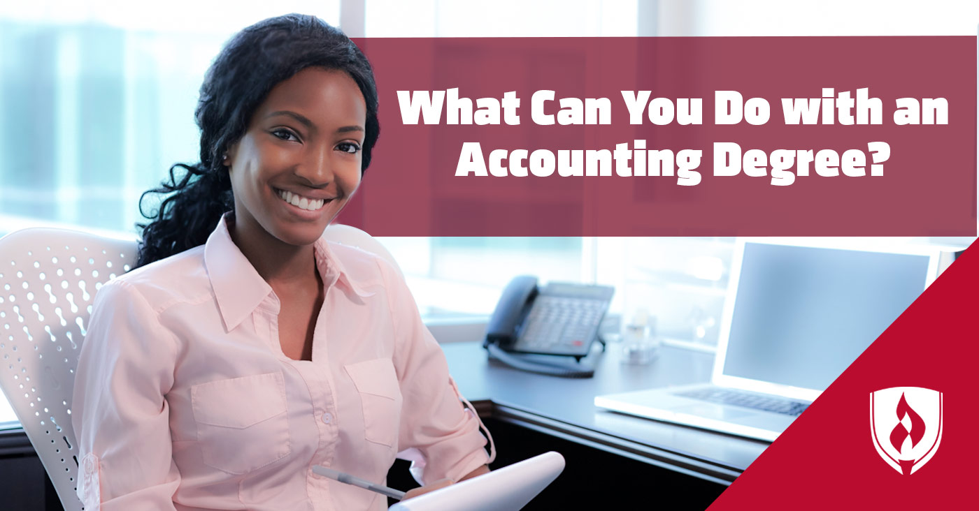 What can you do with an accounting degree?