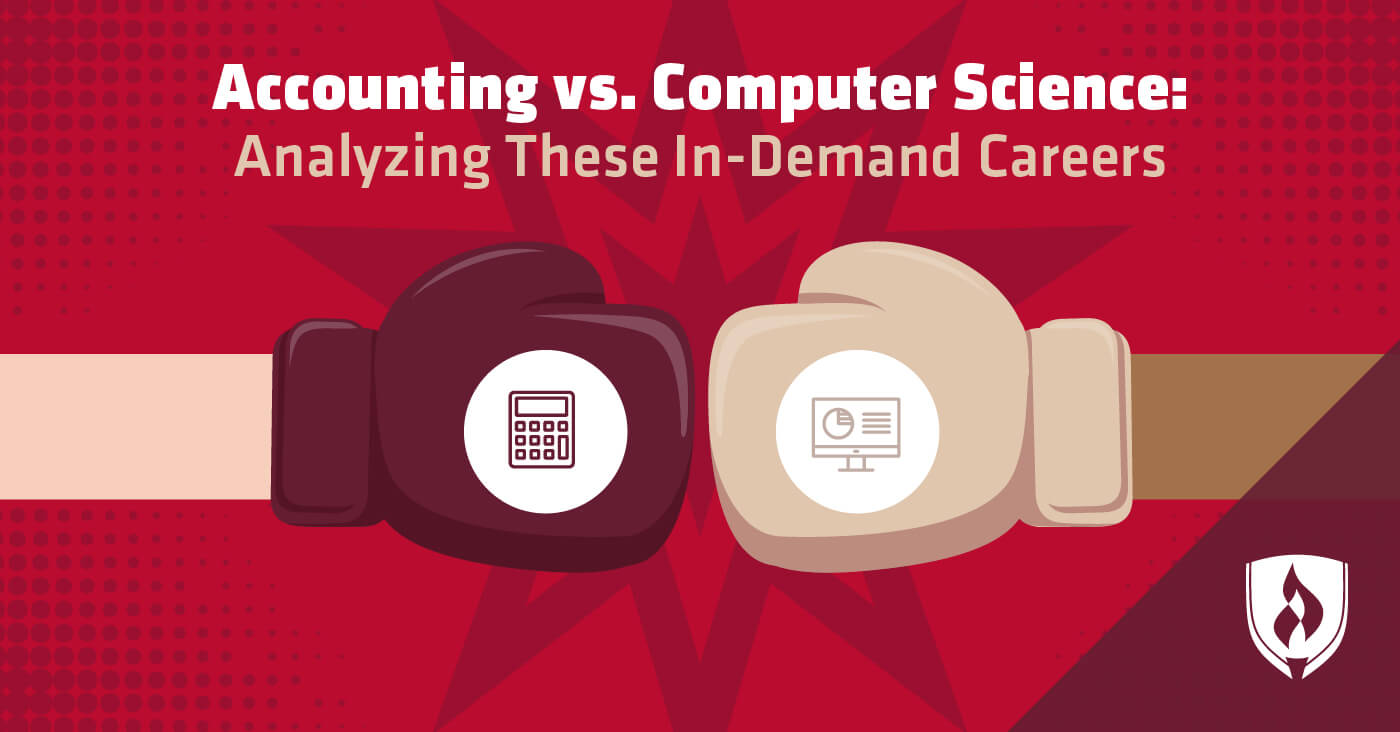 accounting versus computer science