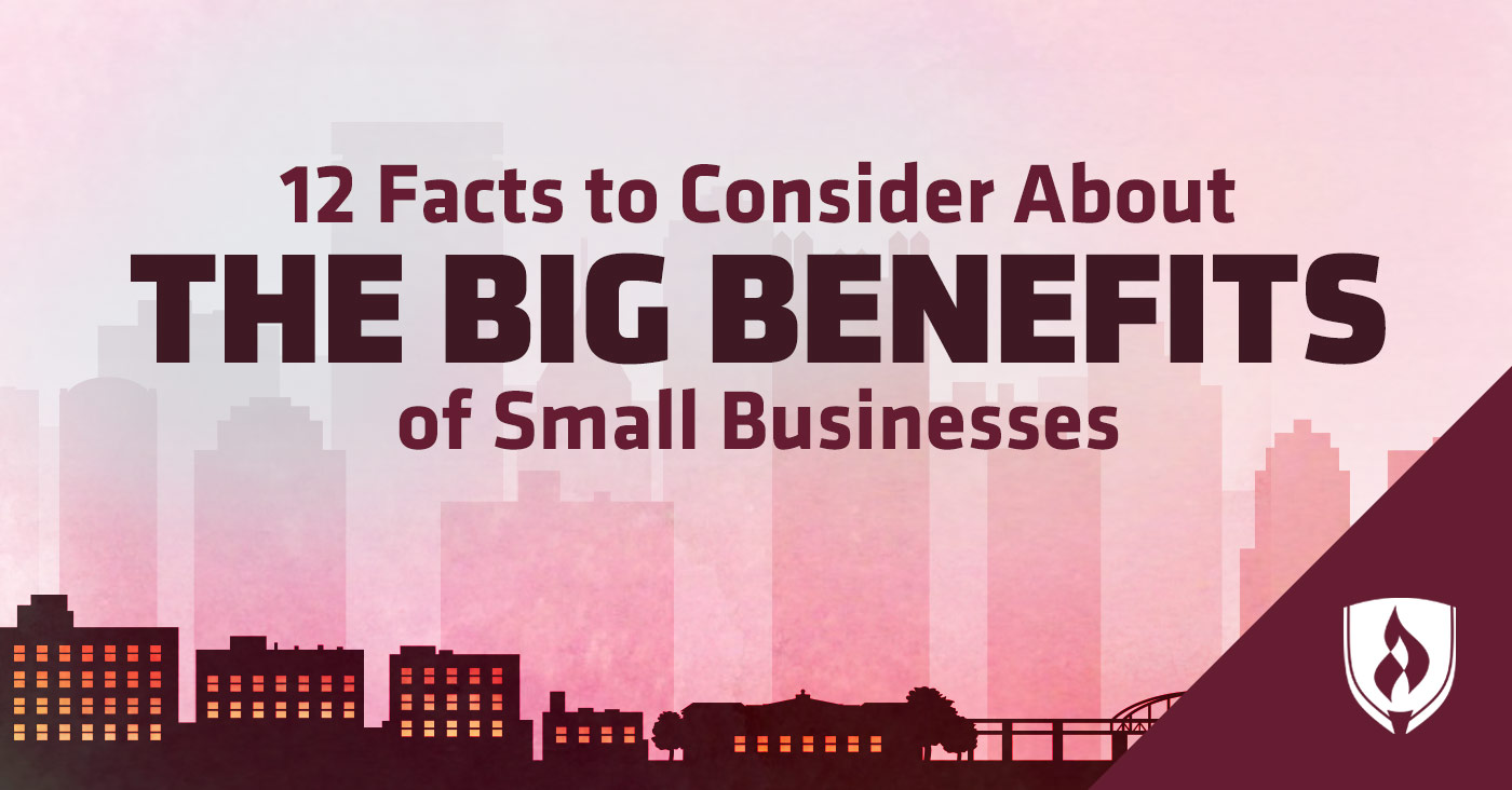 Benefits of Small Businesses