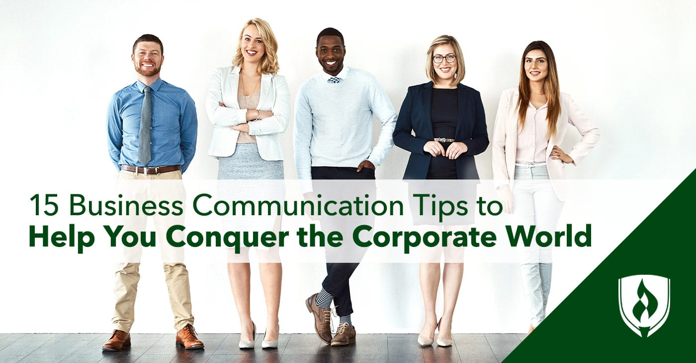 business communication tips