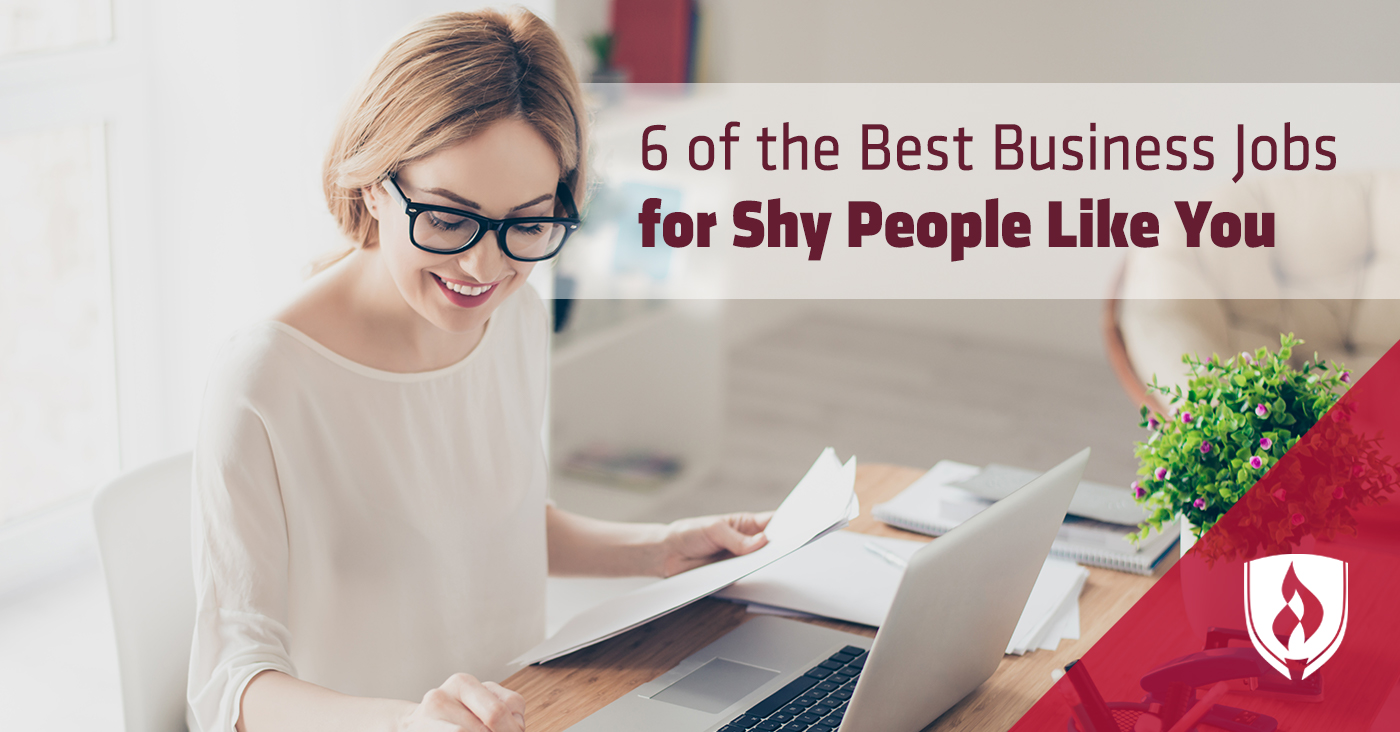 Best Business Jobs for Shy People