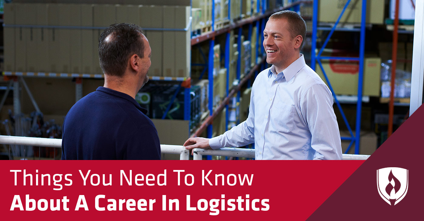 Career in logistics