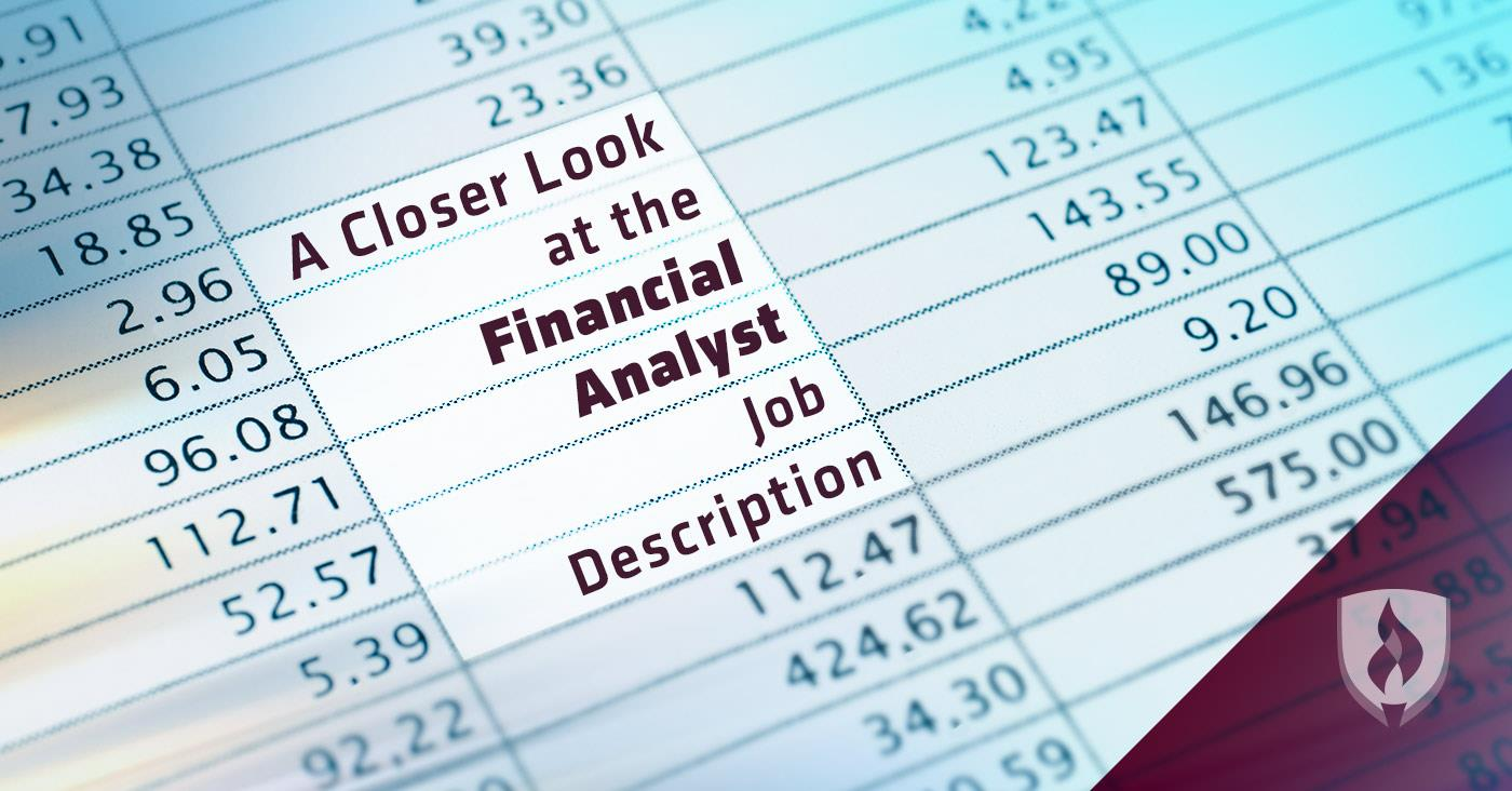 Financial Analyst Skills