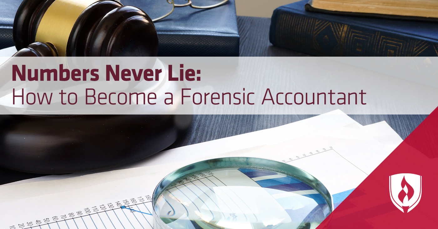how to become a forensic accountant
