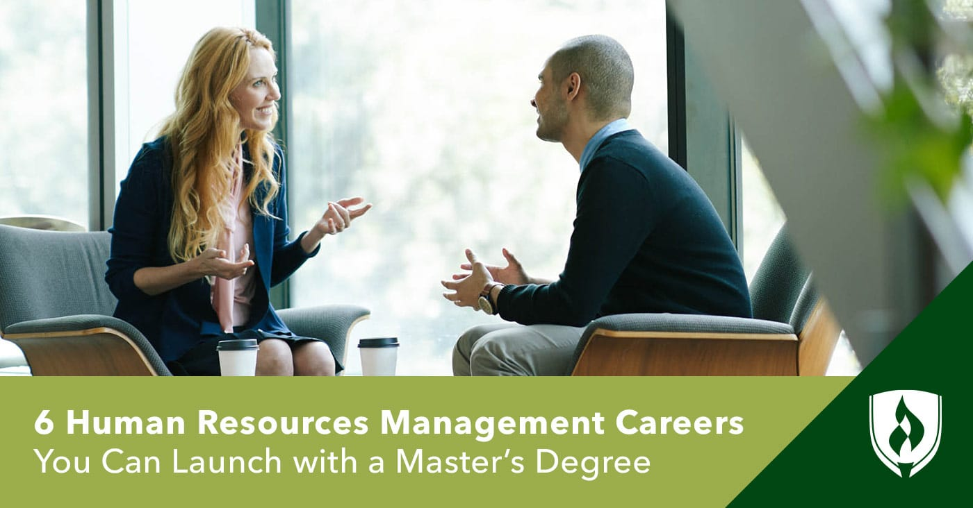 human resources management careers