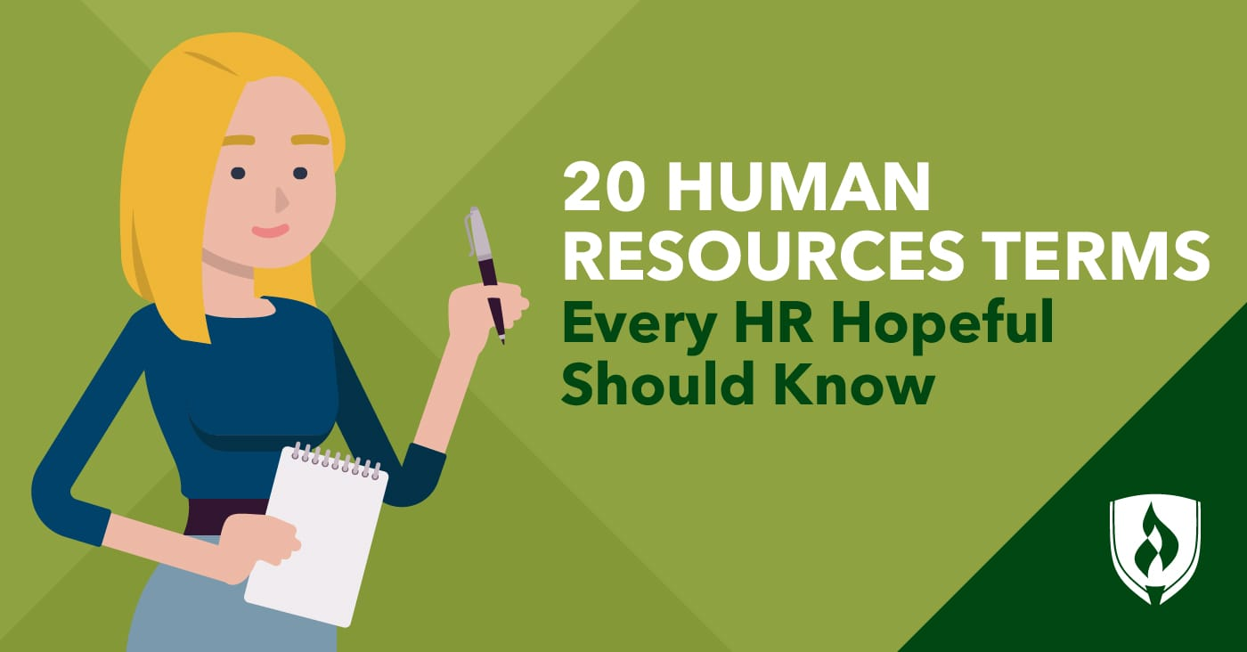 Human Resources Terms