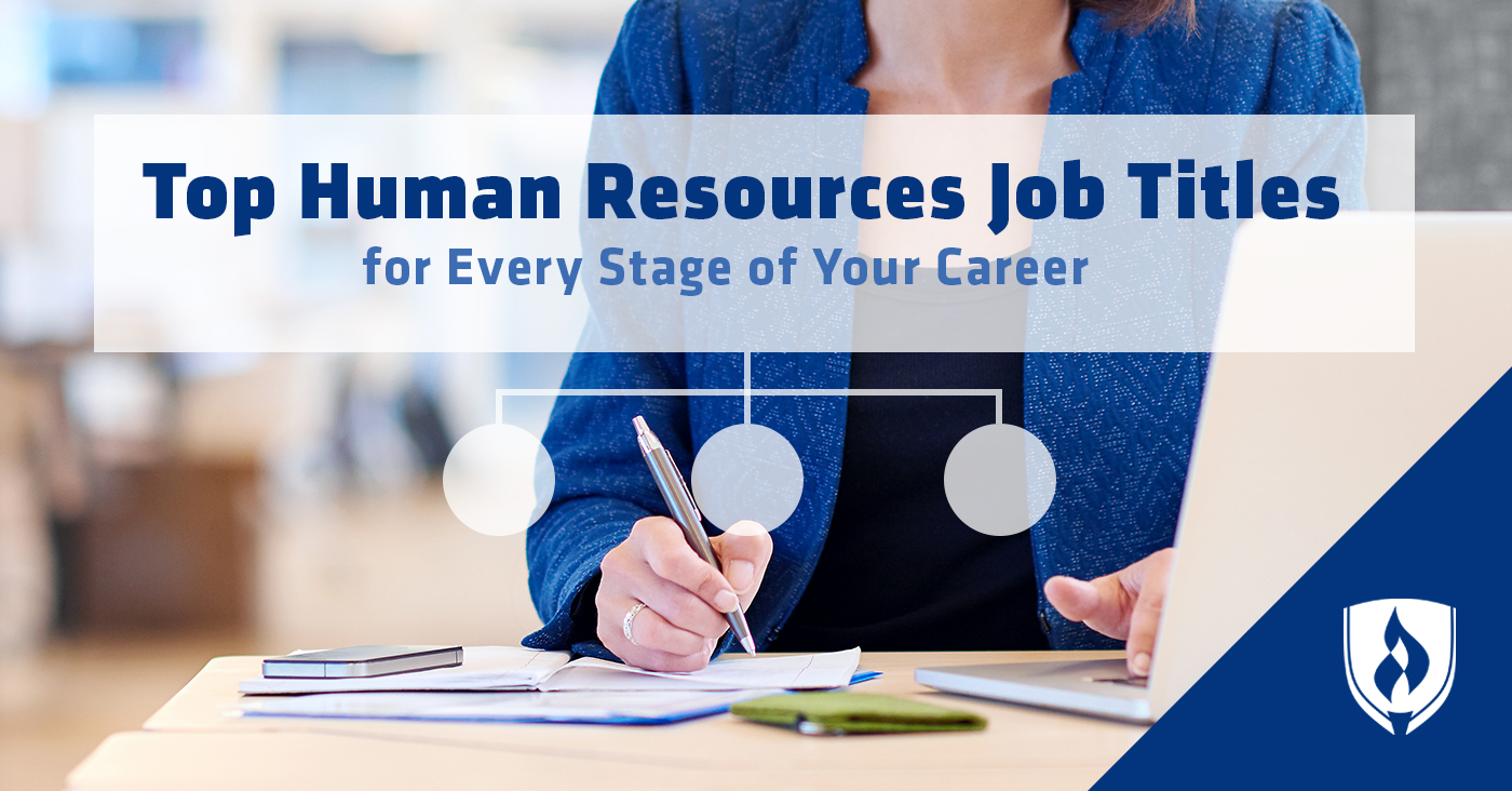 Human Resources Job Titles