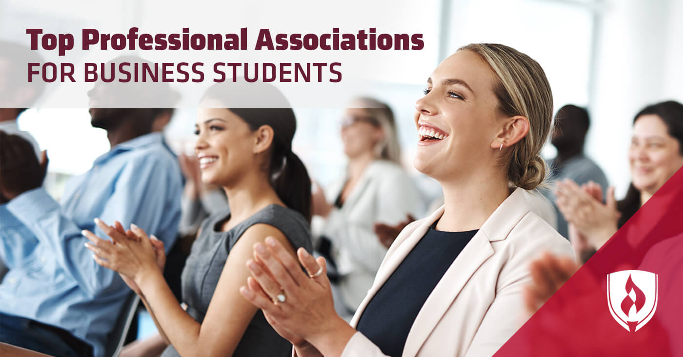 top professional associations for business students