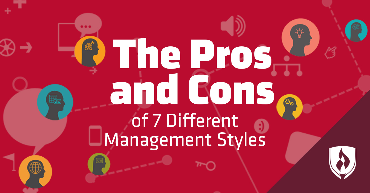 Types of management styles