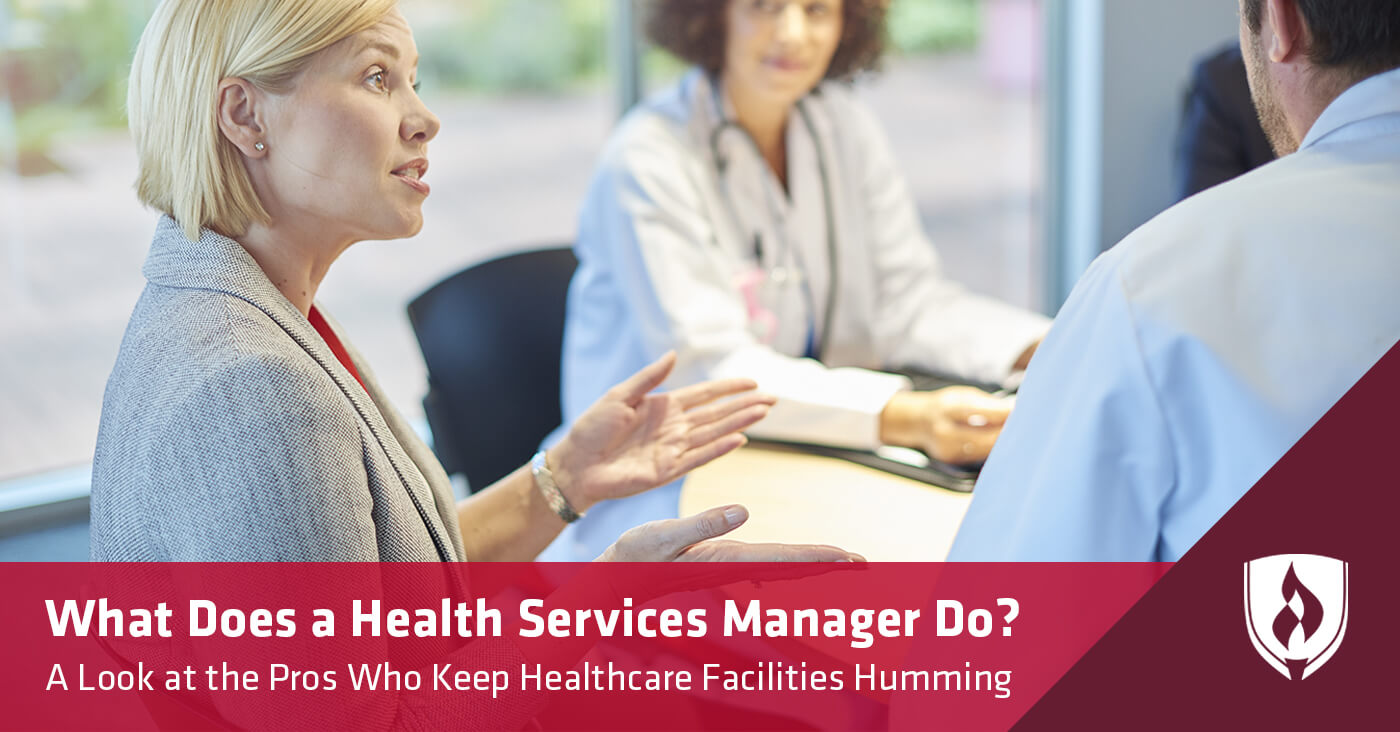 What Does Health Services Manager Do
