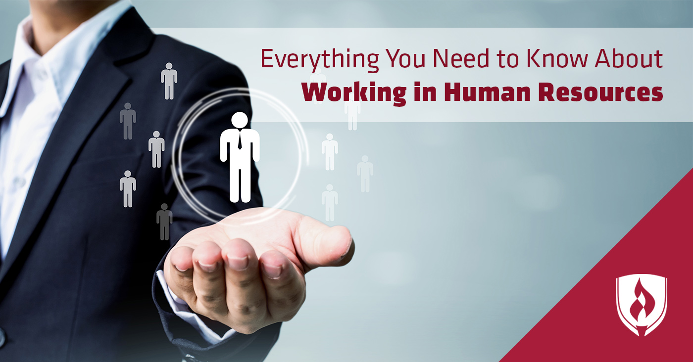 working in human resources