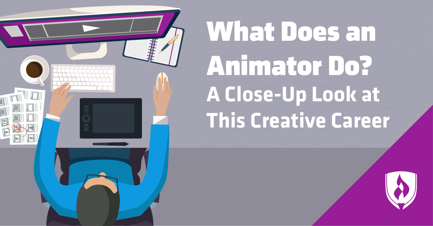 what does an animator do  a close