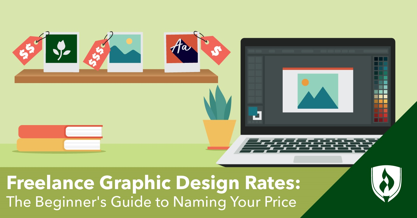 freelance graphic design rates