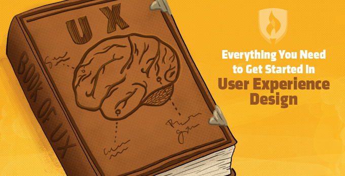 get started in user experience design