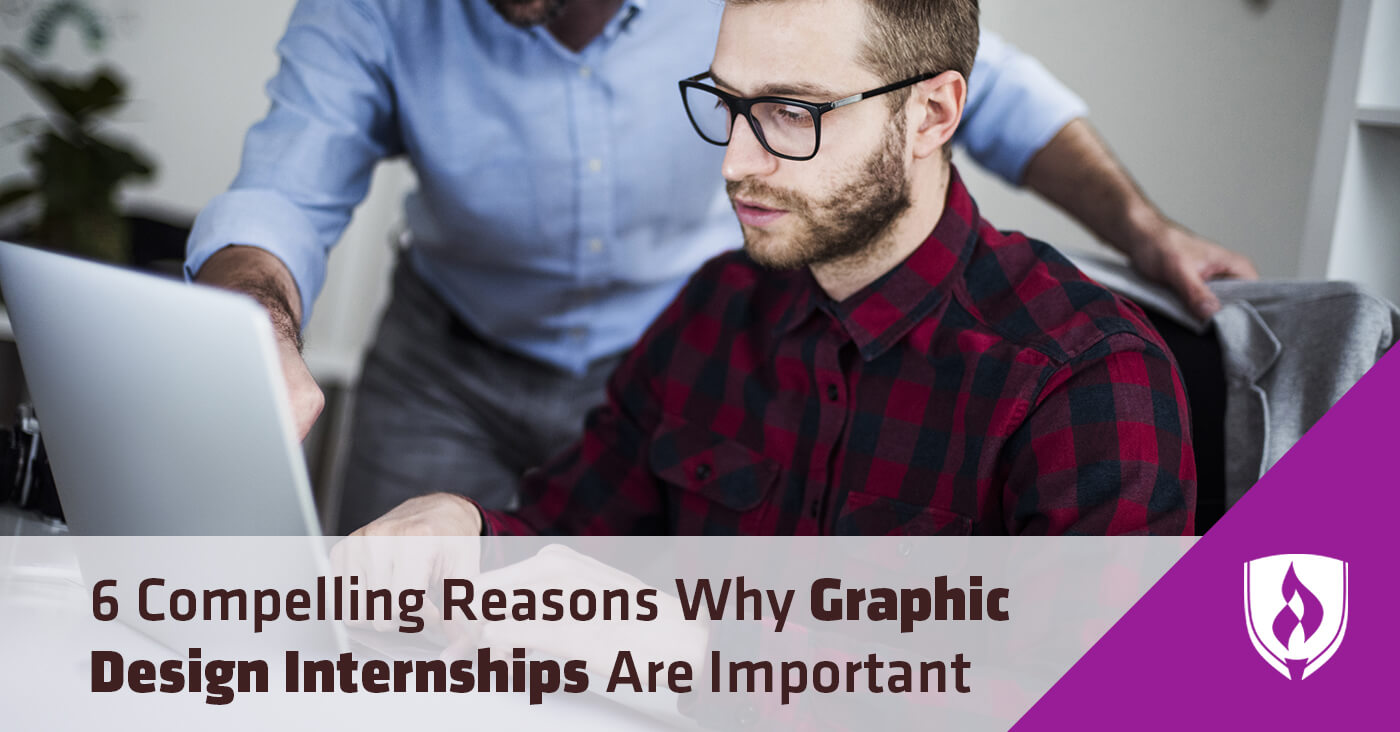 graphic design internships