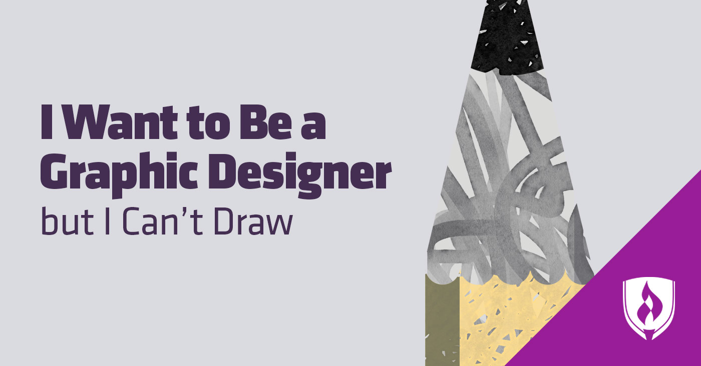Graphic Designer Cant Draw