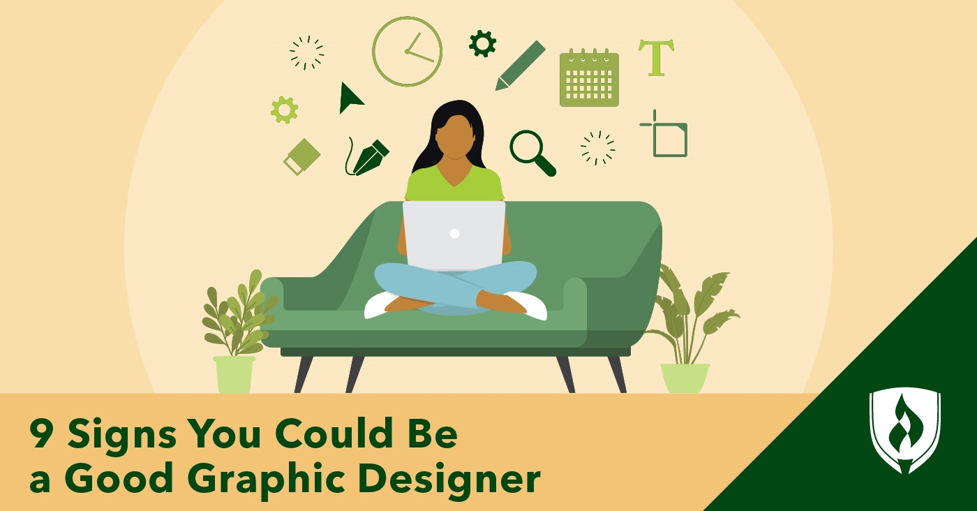 Make good graphic designer