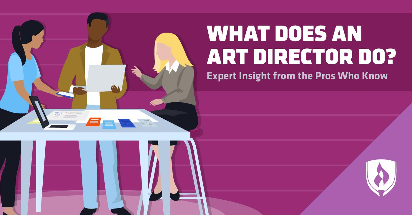 what does an art director do