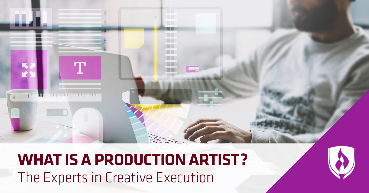 What is a Production Artist