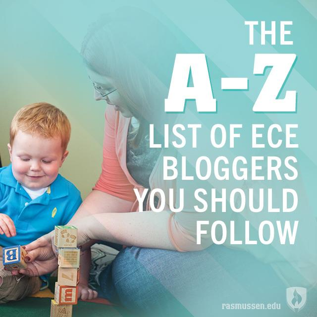 A to Z list of ECE bloggers you should follow