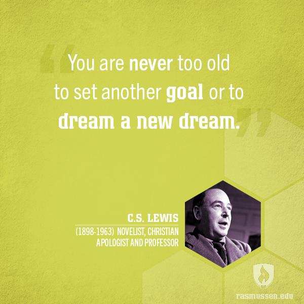 ECE quote by C. S. Lewis