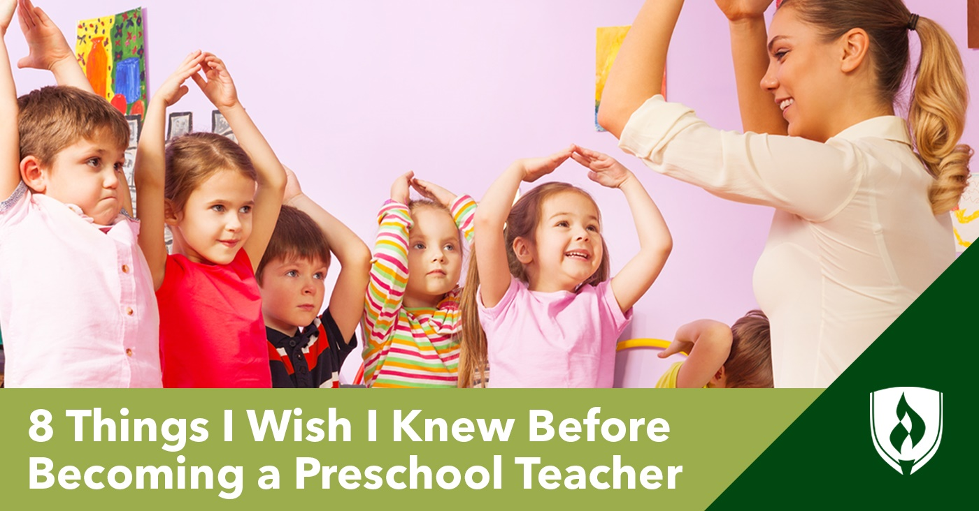 Becoming a Preschool Teacher