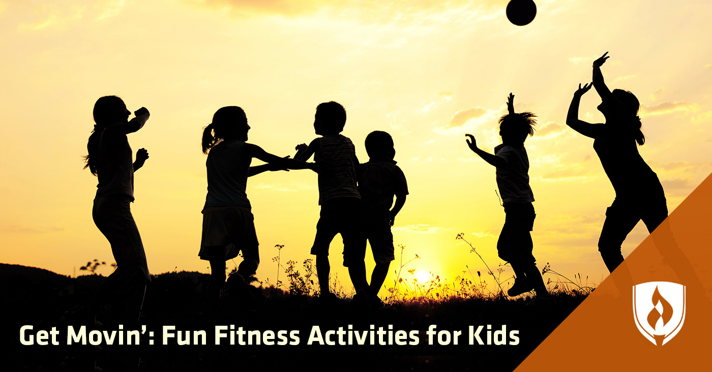 Young Kids Are Being Shuffled From One Activity To Another In >> Get Movin 15 Fun Fitness Activities For Kids Rasmussen
