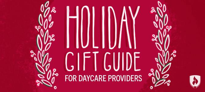 Gifts for daycare providers