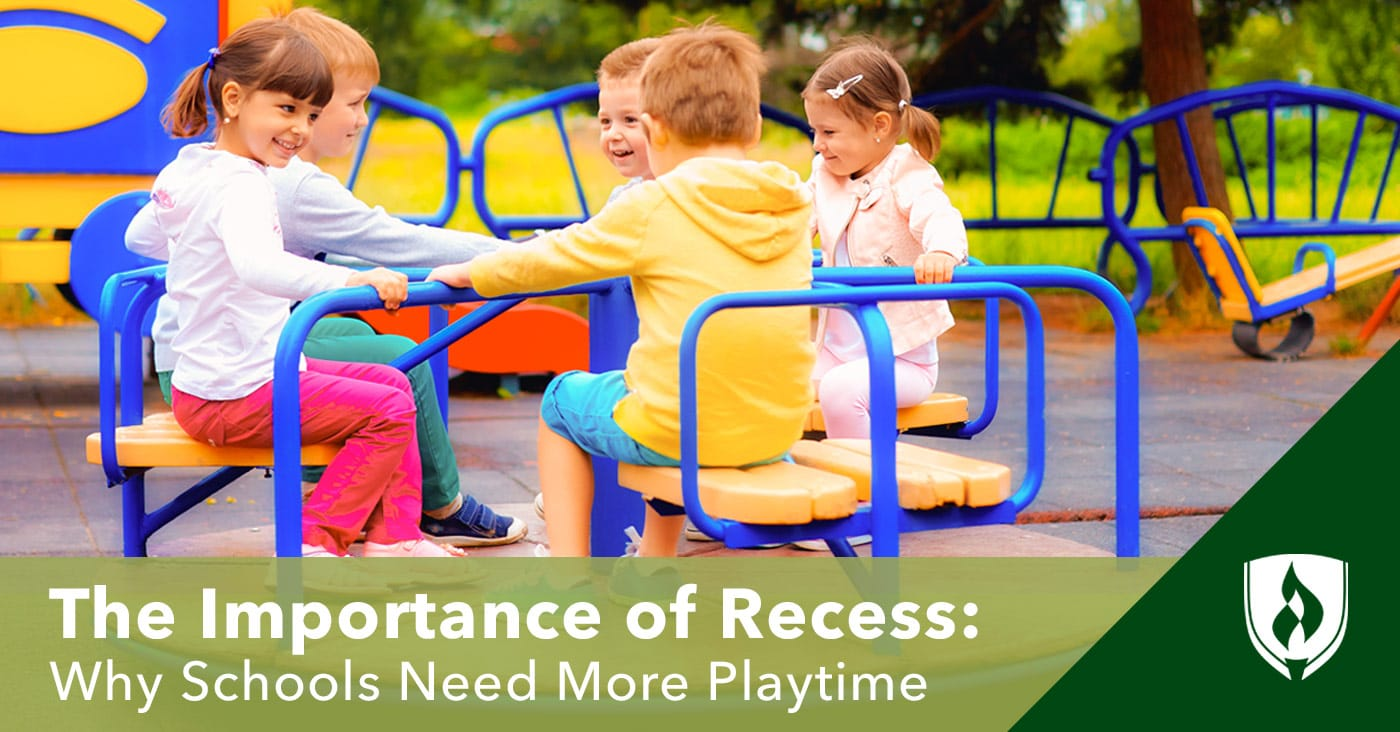 importance of recess