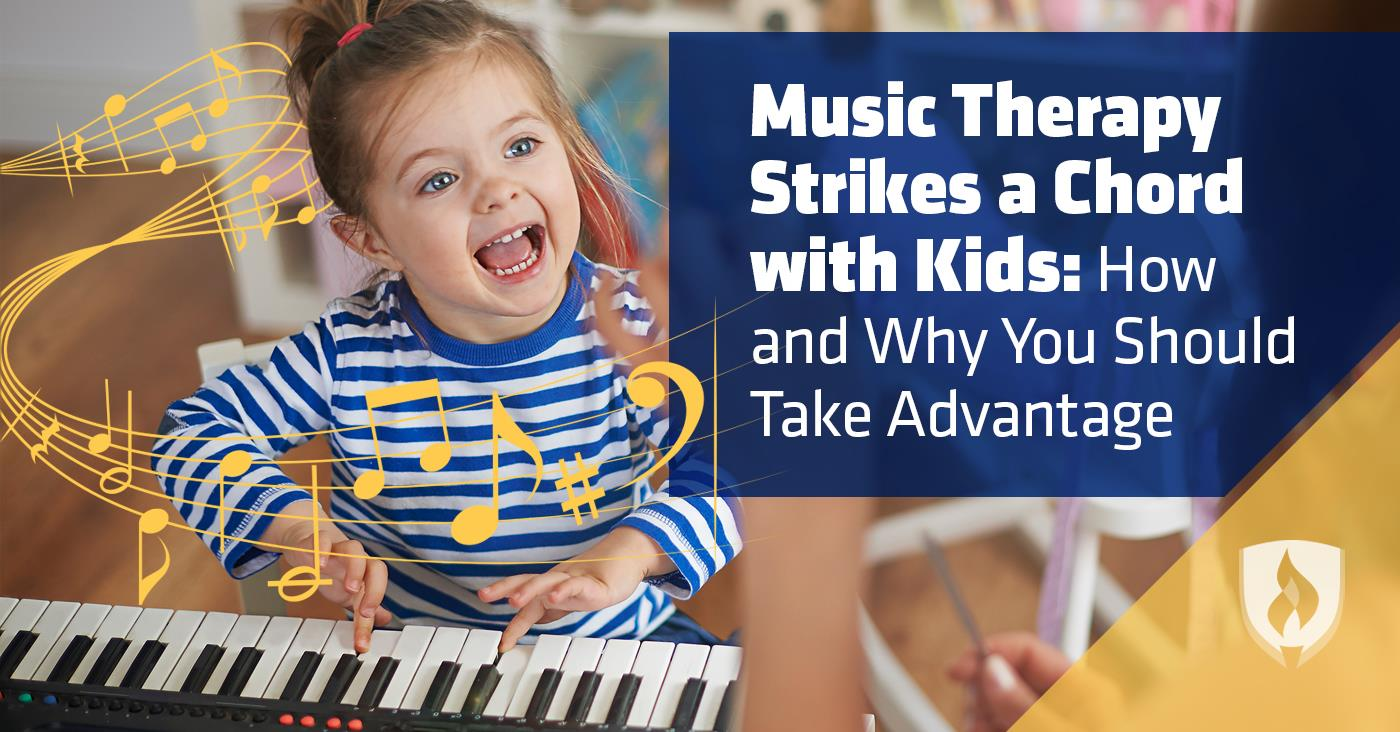 Music Therapy Benefits Kids