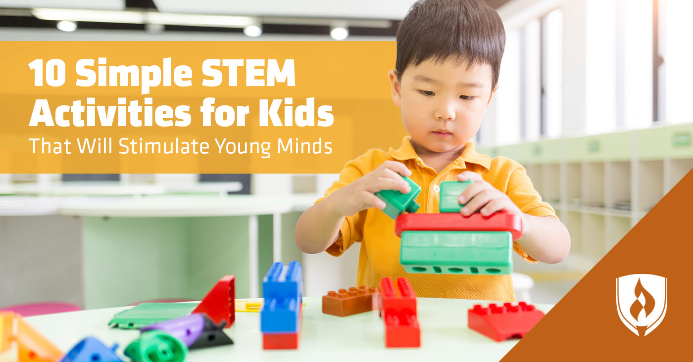 6 Simple Ways To Get A Handle On Your Kids Screen Time Todays >> 10 Simple Stem Activities For Kids That Will Stimulate Young Minds