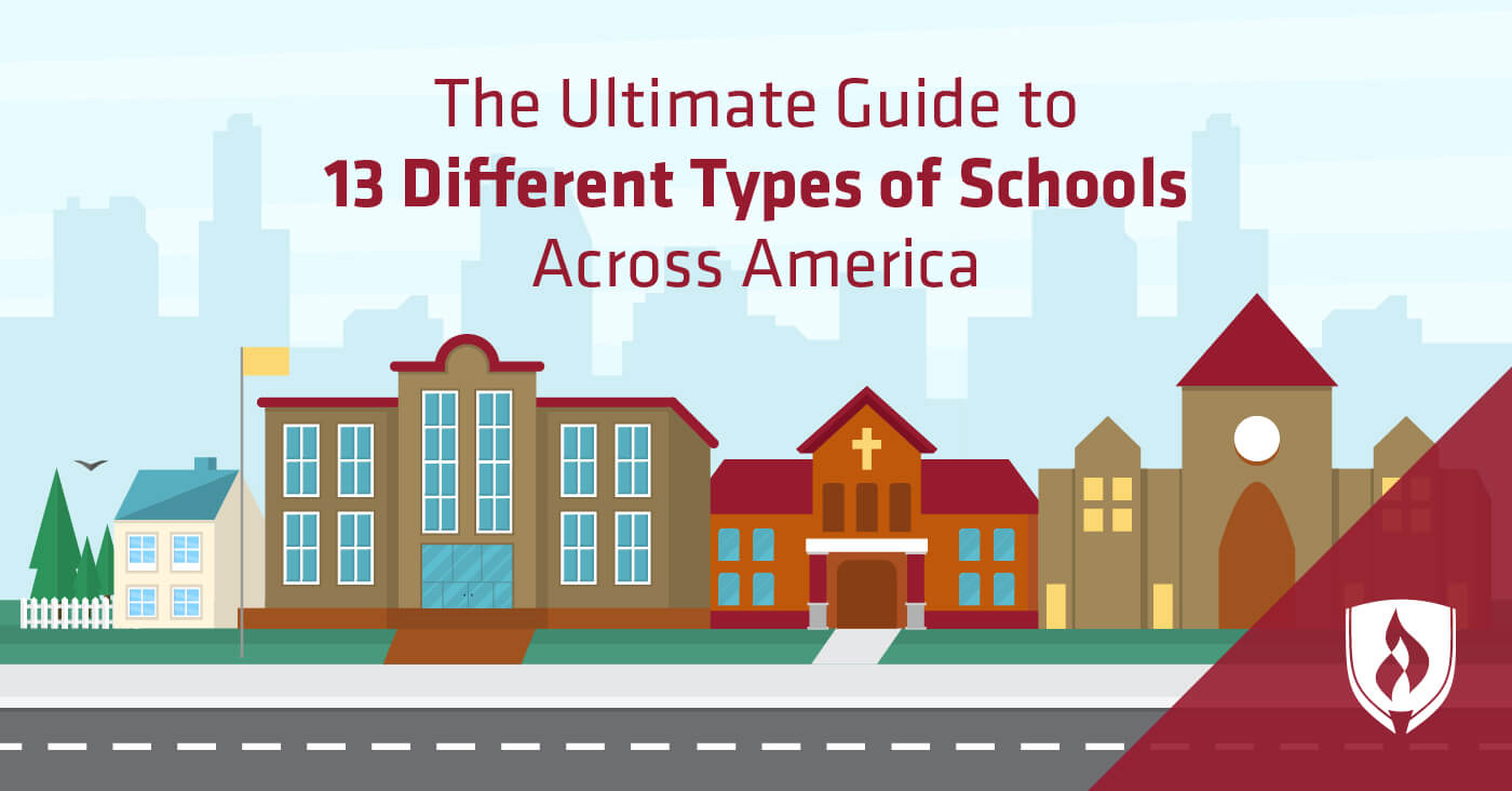 The Ultimate Guide to 13 Different Types of Schools Across America