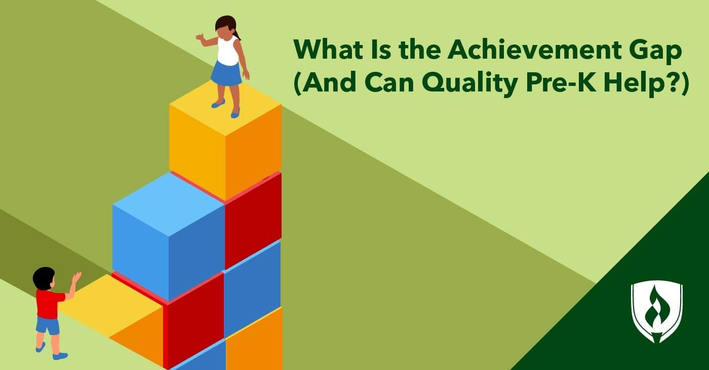 What is the achievement gap?