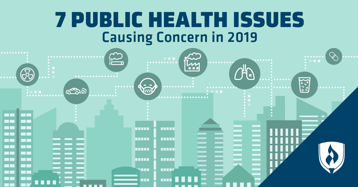 7 Public Health Issues Causing Concern In 2019 Rasmussen College