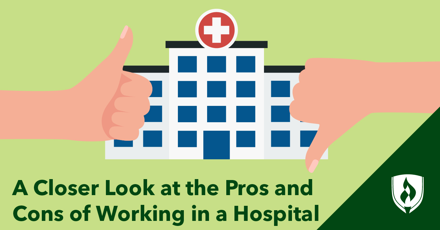 A Closer Look at the Pros and Cons of Working in a Hospital