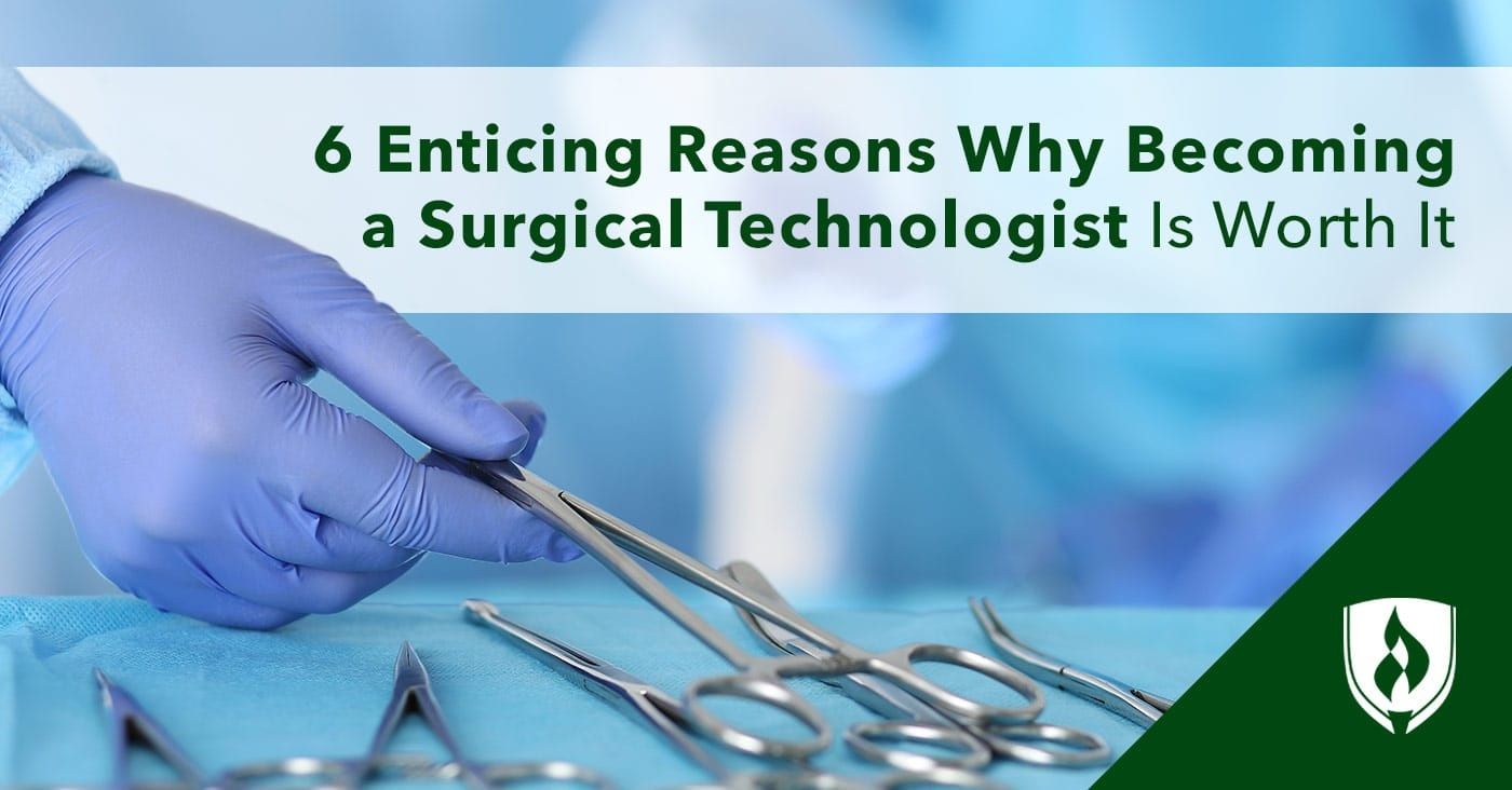 becoming a surgical tech