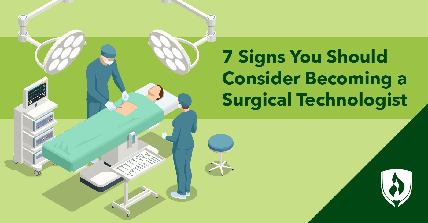 Becoming Surgical Technologist