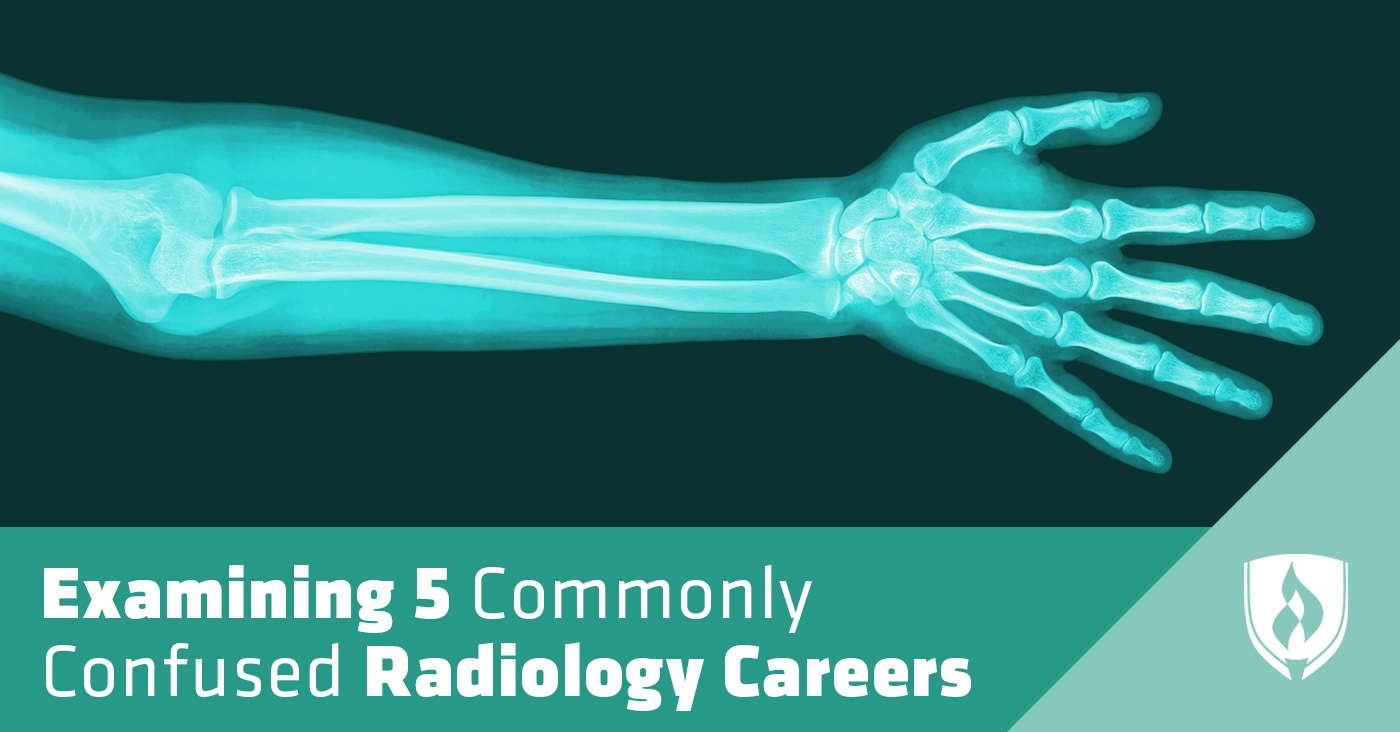 Commonly Confused Radiology Careers