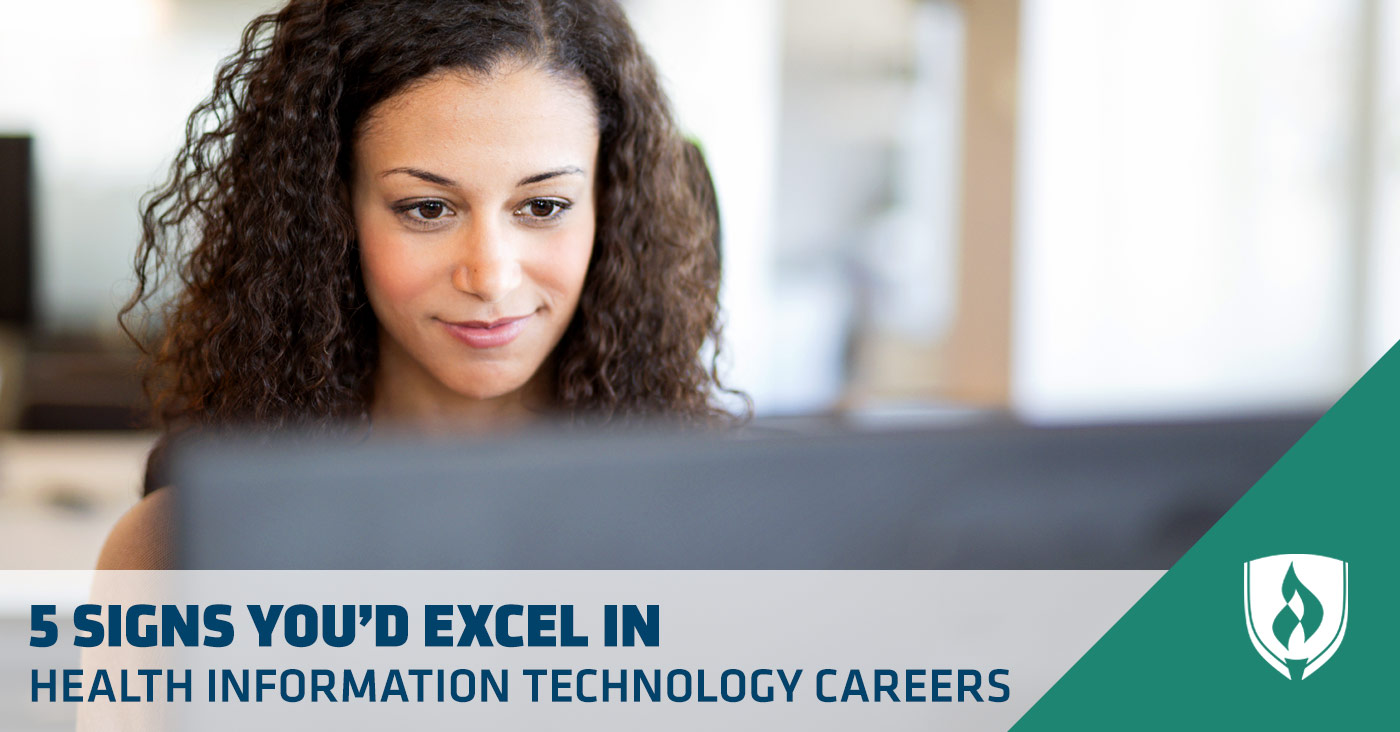 Health information technology careers