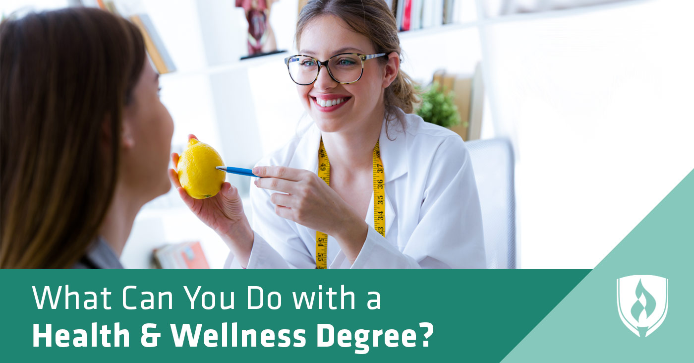 health and wellness degree