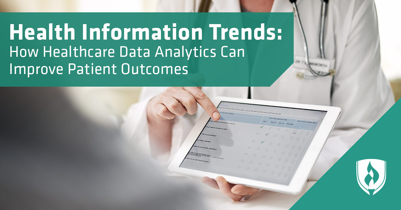 Health Information Trends: How Healthcare Data Analytics Can Improve Patient Outcomes