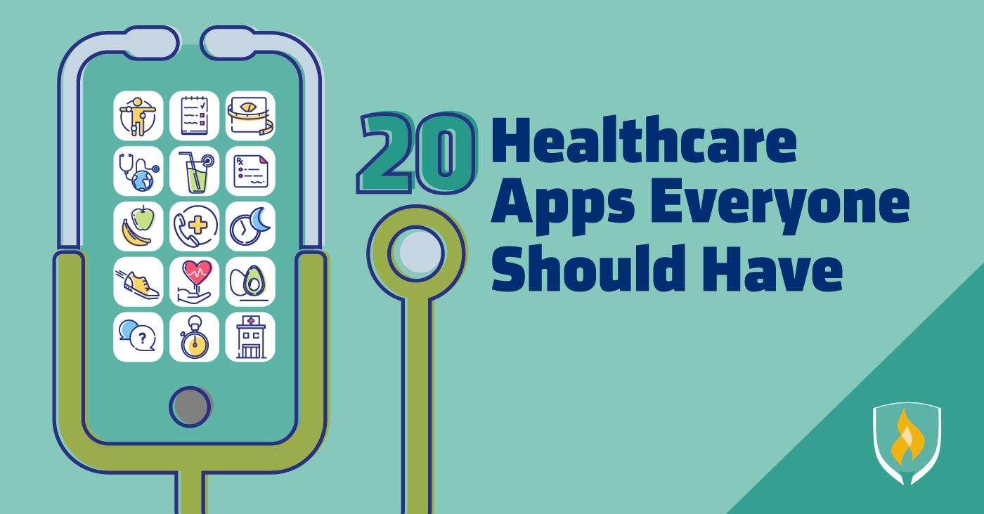 Healthcare apps everyone should have