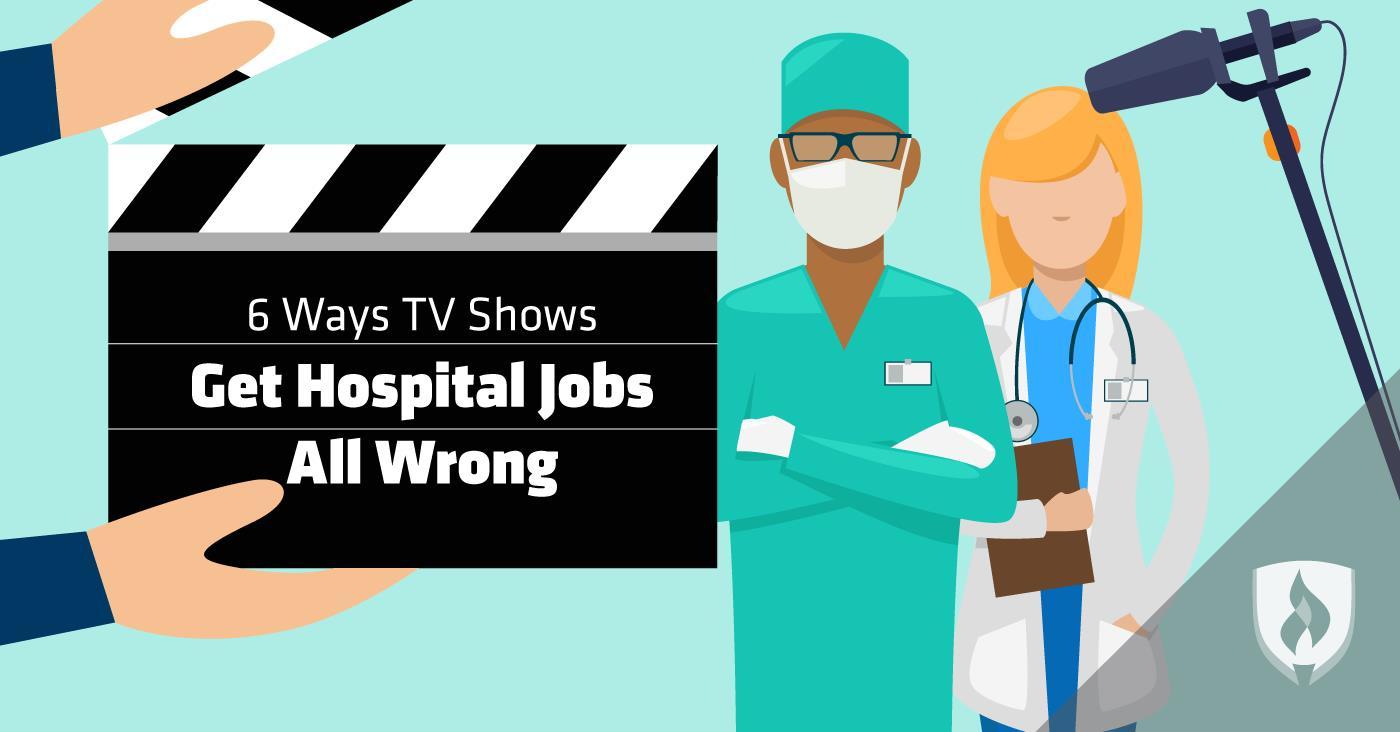 Hospital Jobs on TV