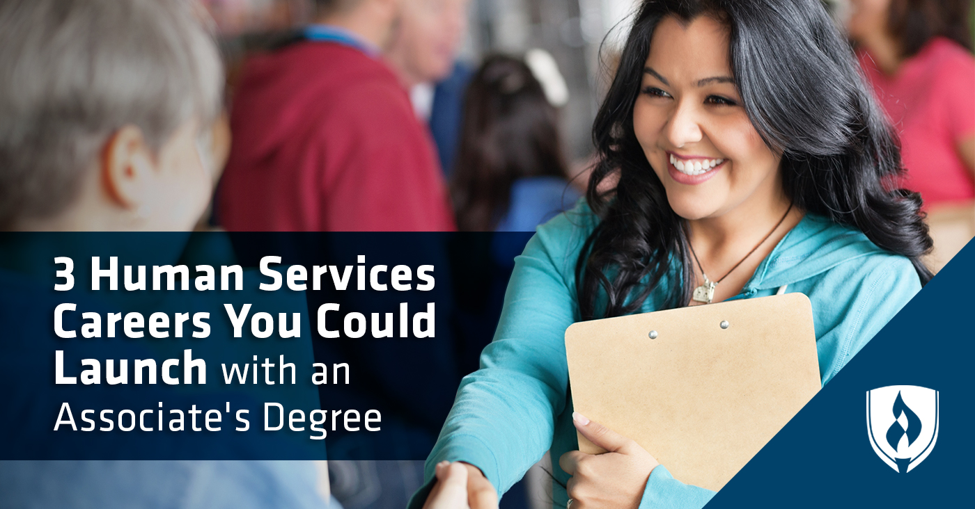 Human Services Careers with Associate's Degree