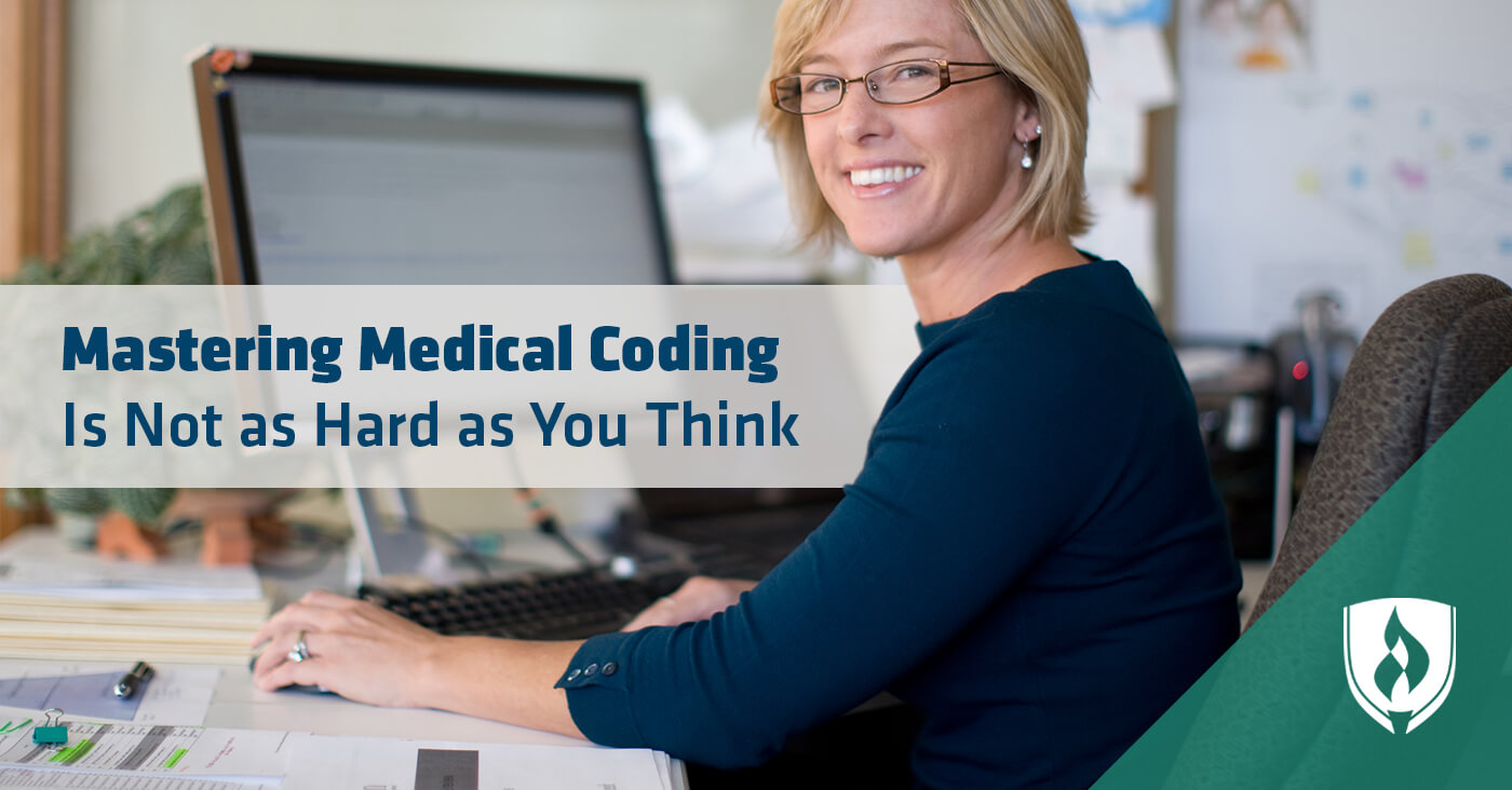 mastering medical coding is not as hard as you think | rasmussen college