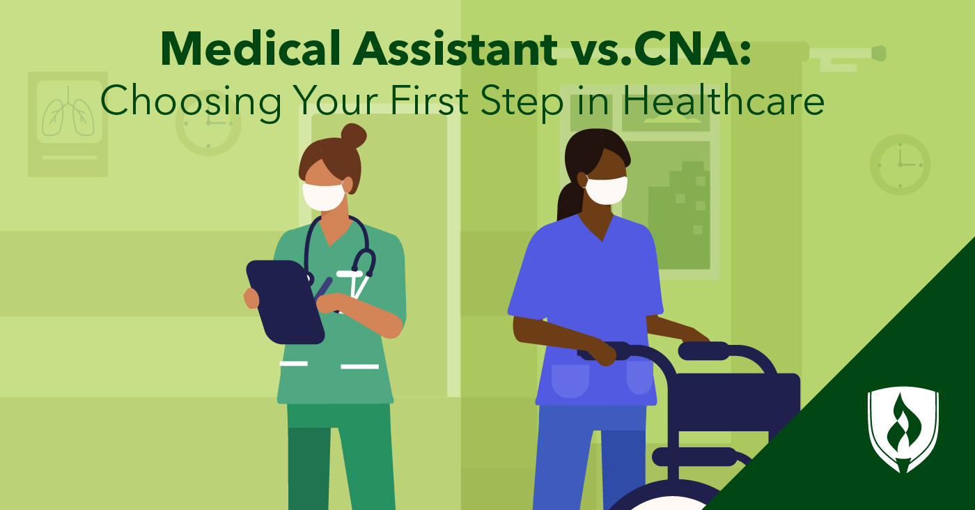 medical assistant vs CNA