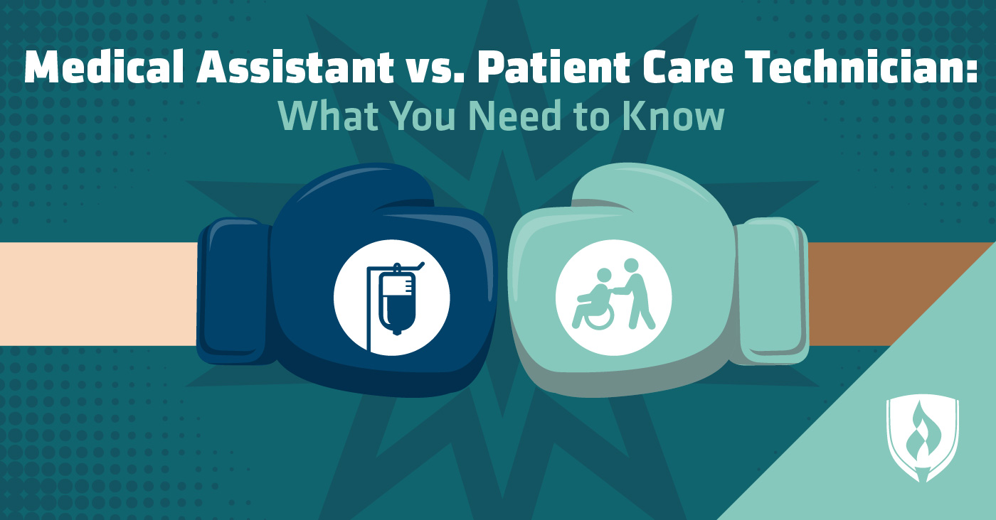 Medical Assistant vs Patient Care Tech